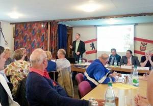 Kleingartenkonferenz Spandau 29-04-2015