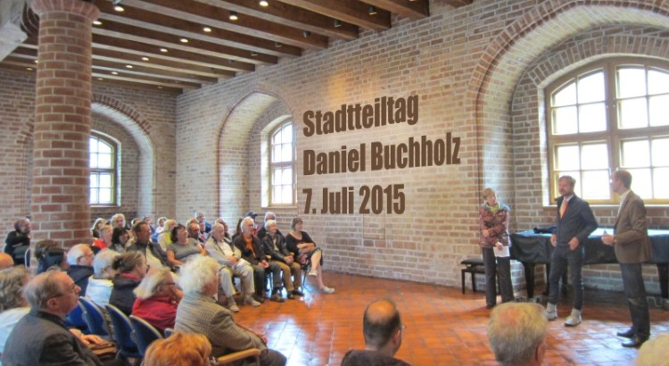 Stadtteiltag Daniel Buchholz SPD 07-2015