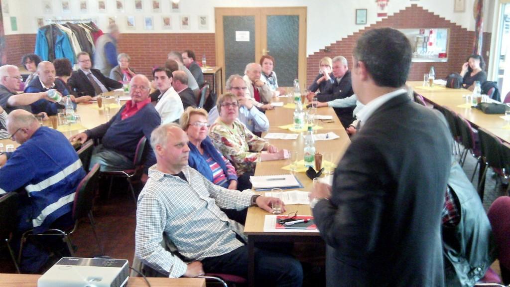 Kleingartenkonferenz Spandau