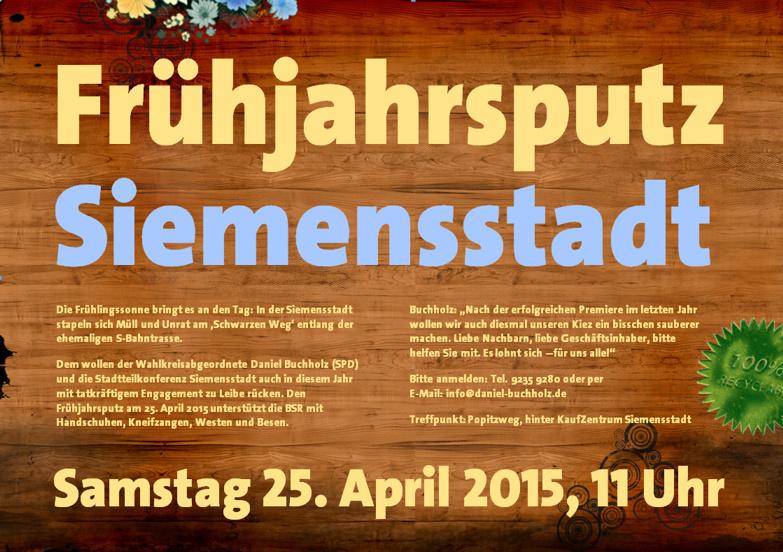 Plakat Siemensstadt Fruehjahrsputz 2015 small