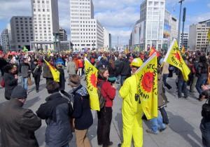 Anti-Atom-Demo Berlin 2011